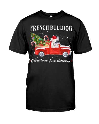French Bulldog-Delivery