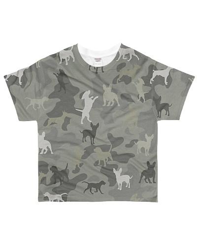 Dog-camouflage