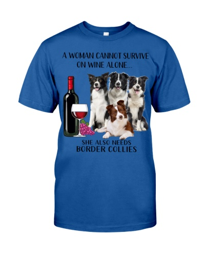 She Also Needs Border collie