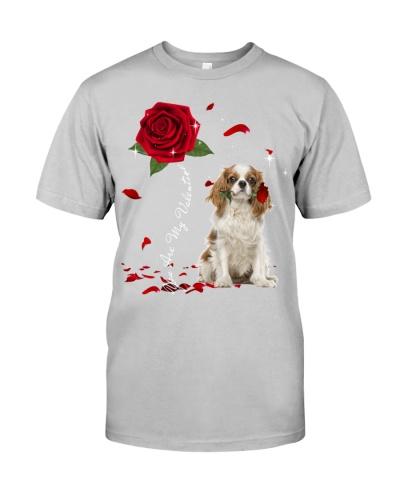 Cavalier King Charles Spaniel is My Valentine
