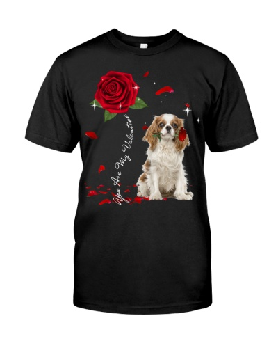 Cavalier King Charles Spaniel is My Valentine