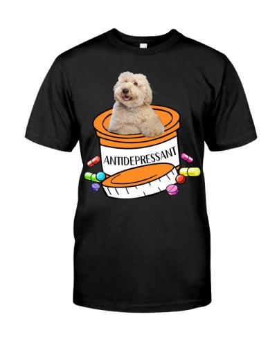 Australian Labradoodle-Antidepressant