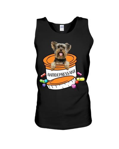 Yorkshire Terrier Antidepressant FM