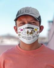 Shih Tzu Farted FM Cloth face mask aos-face-mask-lifestyle-06