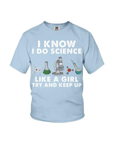 Science - Like A Girl