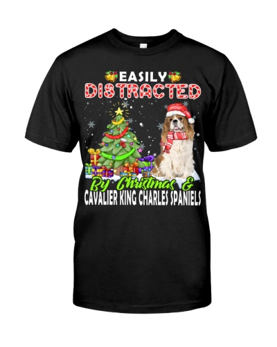 Cavalier King Charles Spaniel-Easily Distracted