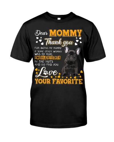 Dear Mommy-French Bulldog 2