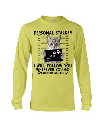 Personal Stalker Egyptian Mau Cat