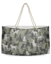 Labrador Retriever-camouflage Weekender Tote thumbnail