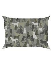 Labrador Retriever-camouflage Rectangular Pillowcase thumbnail