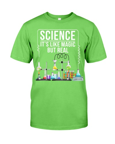 Science-It's Like Magic But Real