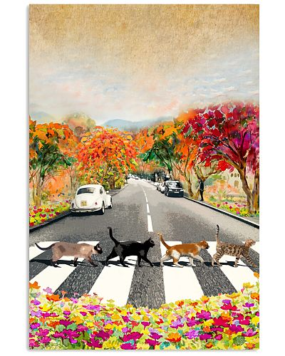 Cats Cross The Road