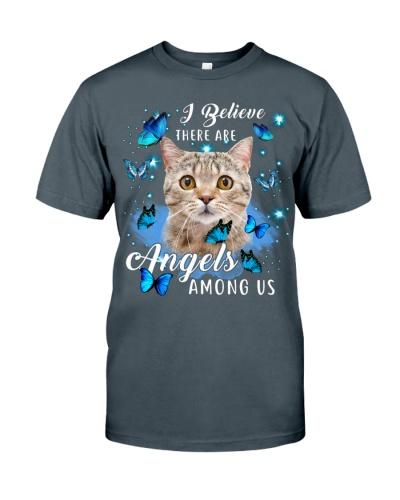Cat-Angel Among Us