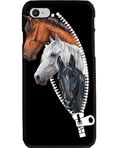 Horse - Zipper