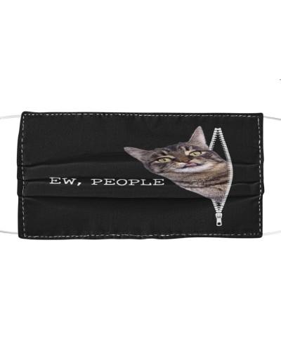 Cat Ew People Zipper FM