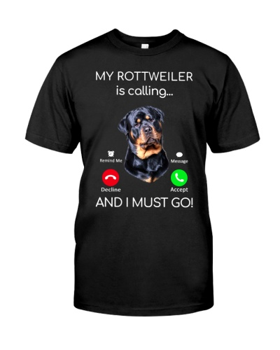 Rottweiler-Calling