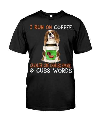 Cavalier King Charles Spaniel-Coffee
