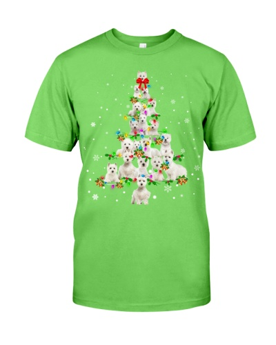 West Highland White Terrier - Christmas Tree