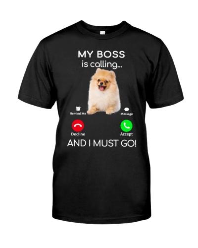 Pomeranian-Calling