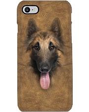 Tervuren Dog-Face and Hair Phone Case thumbnail