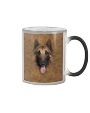 Tervuren Dog-Face and Hair Color Changing Mug thumbnail