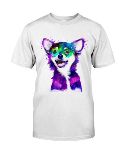 Chihuahua Watercolor