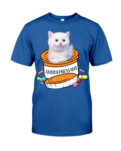 White Cat Antidepressant
