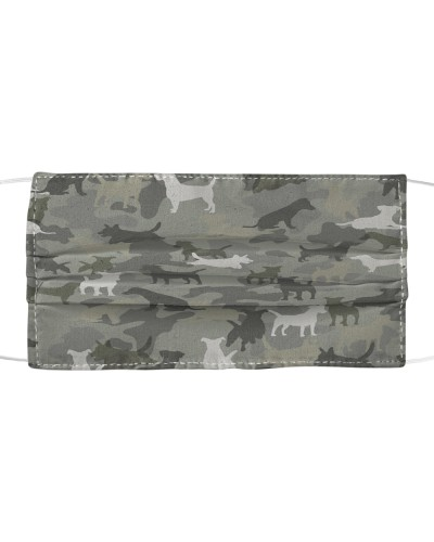 Jack Russell Terrier Camouflage FM