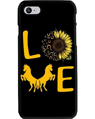Horse-Love-Sunflower