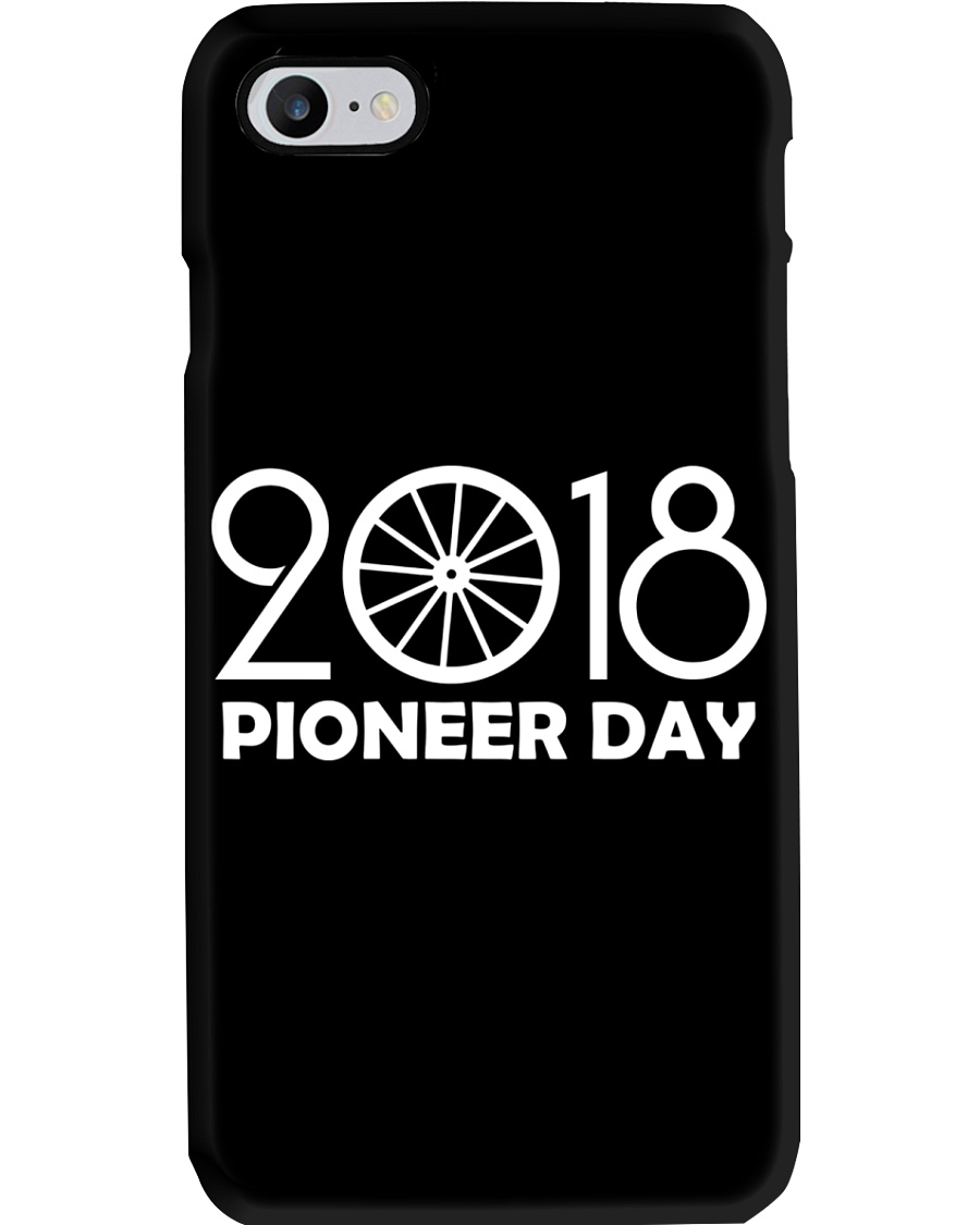 Pioneer Day Shirt Utah T Shirt Phone Case