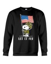 LET IT FLY-SP Crewneck Sweatshirt thumbnail