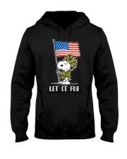 LET IT FLY-SP Hooded Sweatshirt front