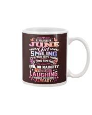 MONTH GIRL-6 Mug thumbnail