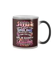 MONTH GIRL-6 Color Changing Mug thumbnail