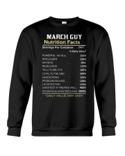 FR-GUY FACT-3 Crewneck Sweatshirt thumbnail