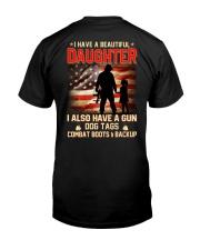 BEAUTIFUL DAUGHTER- Classic T-Shirt thumbnail