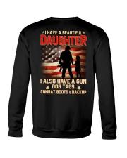 BEAUTIFUL DAUGHTER- Crewneck Sweatshirt thumbnail