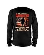 BEAUTIFUL DAUGHTER- Long Sleeve Tee thumbnail