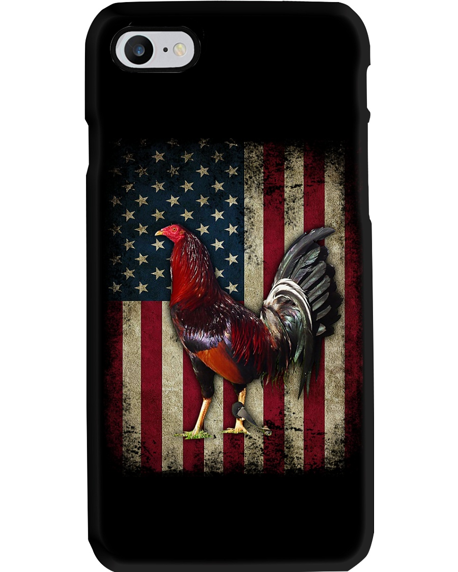 GAME COCK-PC Phone Case