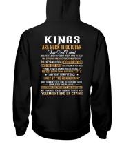 KINGS-EU-10 Hooded Sweatshirt thumbnail