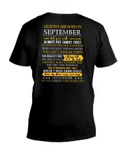 LEGENDS-US-9 V-Neck T-Shirt thumbnail