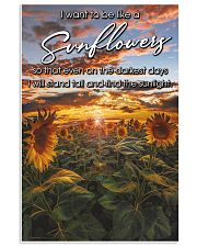 i want sun flower-GOOD GIRL 24x36 Poster front