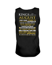 US-LOUD-KING-8 Unisex Tank thumbnail