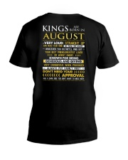 US-LOUD-KING-8 V-Neck T-Shirt thumbnail
