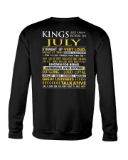 US-ROYAL-BORN-KING-7 Crewneck Sweatshirt thumbnail