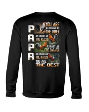 SALE-PAPA YOU ARE Crewneck Sweatshirt thumbnail