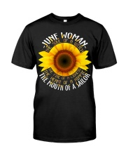 sunshine girl-6 Classic T-Shirt thumbnail