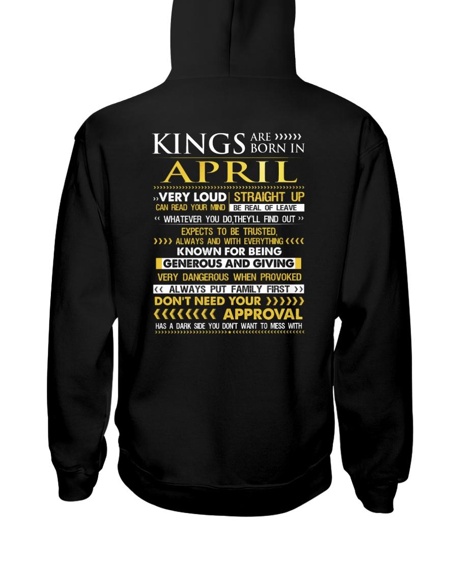 TTRUE-KING-4 Hooded Sweatshirt