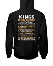 KINGS-US-2 Hooded Sweatshirt thumbnail