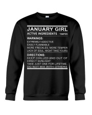 GIRL ACTIVE-1 Crewneck Sweatshirt thumbnail
